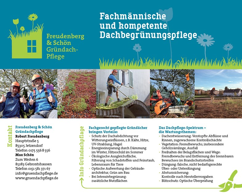 Flyer Projektwerk Freudenberg
